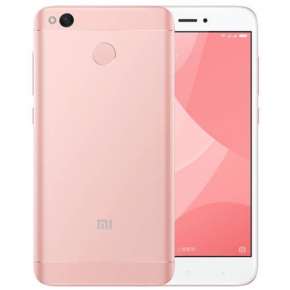 Xiaomi Redmi 4x 3Gb/32Gb (Pink)